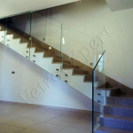 Balustre in cristallo - Roma - VetroeXpert - Balaustre Parapetti Recinzioni