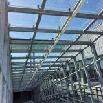 Copertura in vetro - Roma - VetroeXpert - Coperture e Pensiline