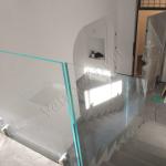 Balaustra in vetro - Vetreria VetroeXpert - Roma