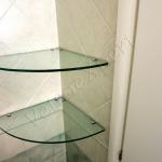 Mensole - Roma - VetroeXpert - Arredo in cristallo