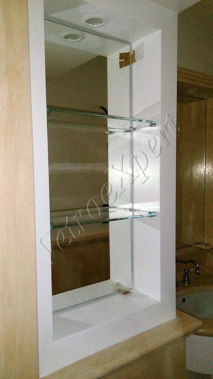 Mensole In Cristallo Su Misura.Arredo In Cristallo E Soluzioni Per Interni Vetroexpert Roma