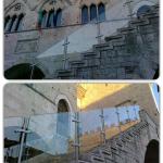 Parapetti e Balaustre in vetro - Roma - VetroeXpert - Balaustre Parapetti Recinzioni
