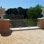 Parapetto in vetro su terrazzo - Roma - VetroeXpert - Balaustre Parapetti Recinzioni
