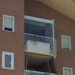 Pergotenda, vista frontale - Roma - VetroeXpert - Coperture e Pensiline