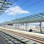 Stazione Tiburtina Roma - VetroeXpert - Coperture e pensiline