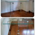 Tavoli in vetro - Roma - VetroeXpert - Arredo in cristallo