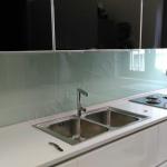Vetrina su misura componente cucina - Roma - VetroeXpert - Arredo in cristallo