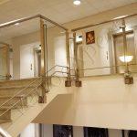 Balaustre In Acciaio e Vetro - Roma - VetroeXpert - Balaustre Parapetti Recinzioni