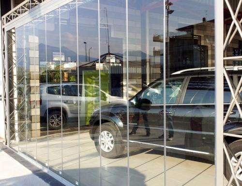 Listino, Depliant e Realizzazioni delle Vetrate panoramiche e Vetrate pieghevoli Glassroom