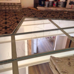 Pavimenti in vetro calpestabili interni - Roma - VetroeXpert - Scale Pavimenti Ascensori