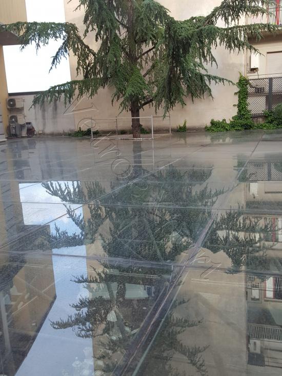 Pavimenti In Vetro Per Sala Da Ballo   Roma   VetroeXpert   Scale Pavimenti Ascensori