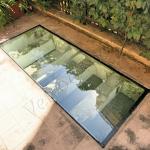 Pavimenti su misura in vetro - Roma - VetroeXpert - Scale Pavimenti Ascensori