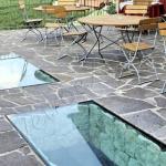 Pavimento calpestabile in cristallo - Roma - VetroeXpert - Scale Pavimenti Ascensori