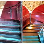 Scale in vetro su misura - Roma - VetroeXpert - Scale Pavimenti Ascensori