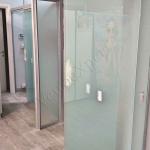Parete divisoria in Cristallo - Roma - VetroeXpert