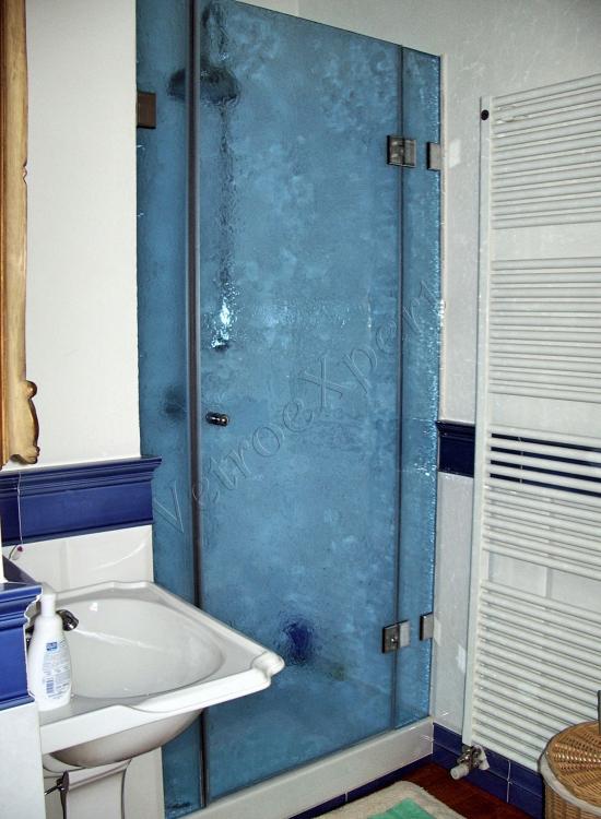 Box doccia a battente su misura - Roma - VetroeXpert - Box doccia in cristallo temperato su misura