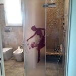 Box doccia con serigrafia - Roma - VetroeXpert - Box doccia in cristallo temperato su misura