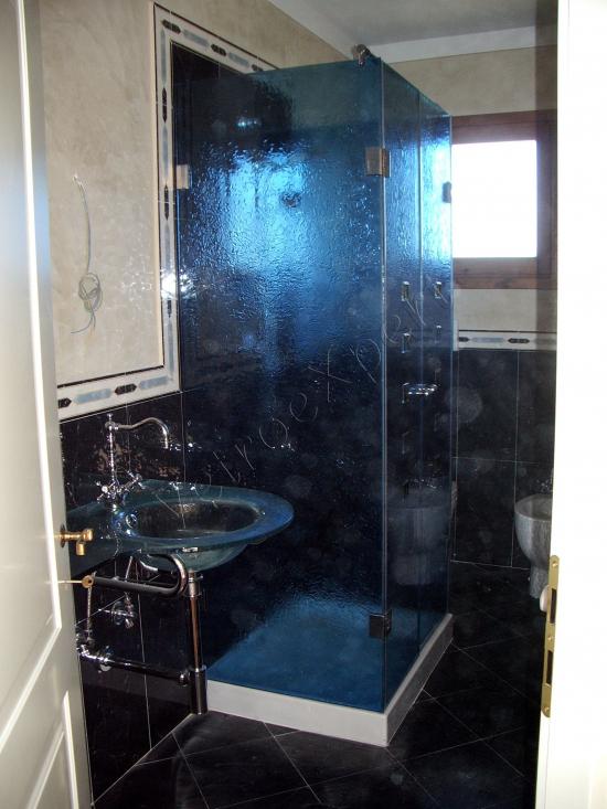 Box doccia in cristallo - Roma - VetroeXpert - Box doccia in cristallo temperato su misura