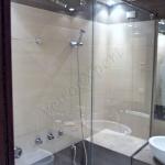 Box doccia scorrevole su misura - Roma - VetroeXpert - Box doccia in cristallo temperato su misura