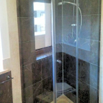 Box doccia su misura a pianta irregolare - Roma - VetroeXpert - Box doccia in cristallo temperato su misura