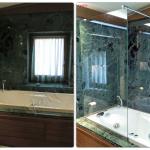 Box doccia per vasca