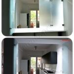 Collage Parete divisoria in vetro - Roma - VetroeXpert - Porte in vetro su misura e Pareti divisorie