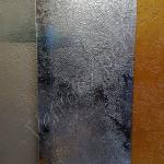 Decorazione su vetro satinato - Roma - VetroeXpert - Decorazioni e Serigrafie