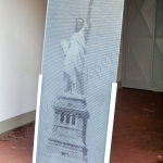 Decoro su vetro New York - Roma - VetroeXpert - Decorazioni e Serigrafie