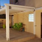 Intervento Di Installazione Vetrate Panoramiche A Pacchetto In Sardegna Come Era