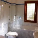 Parete vasca - Roma - VetroeXpert - Box doccia in cristallo temperato su misura