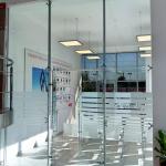 Pareti divisorie su misura in vetro - Roma - VetroeXpert - Porte in vetro su misura e Pareti divisorie