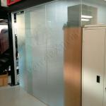 Pareti in vetro divisorie su misura - Roma - VetroeXpert - Porte in vetro su misura e Pareti divisorie