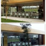 Vetrata pieghevole - Roma - VetroeXpert - Vetrate Pieghevoli e vetrate a scomparsa Glassroom