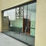Vetrate Glassroom pareti divisorie - Roma - VetroeXpert - Vetrate Pieghevoli e vetrate a scomparsa Glassroom