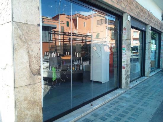 Vetrate A Pacchetto Apribili Per Scuola Baristi Marconi Roma   Roma   VetroeXpert   Vetrate Pieghevoli E Vetrate A Scomparsa Glassroom