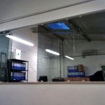 Vetrate divisorie su misura - Roma - VetroeXpert - Porte in vetro su misura e Pareti divisorie