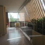 Vetrate Panoramiche A Pacchetto Installate A Fonte Laurentina