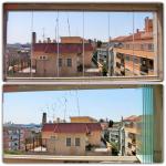 Vetrate pieghevoli per balconi vista generale - Roma - VetroeXpert - Vetrate Pieghevoli e vetrate a scomparsa Glassroom