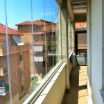 Vetrate pieghevoli per balconi vista laterale - Roma - VetroeXpert - Vetrate Pieghevoli e vetrate a scomparsa Glassroom