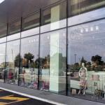 Vetrine continue Grandi magazzini - Roma - VetroeXpert - Vetrate continue a Facciata puntiforme