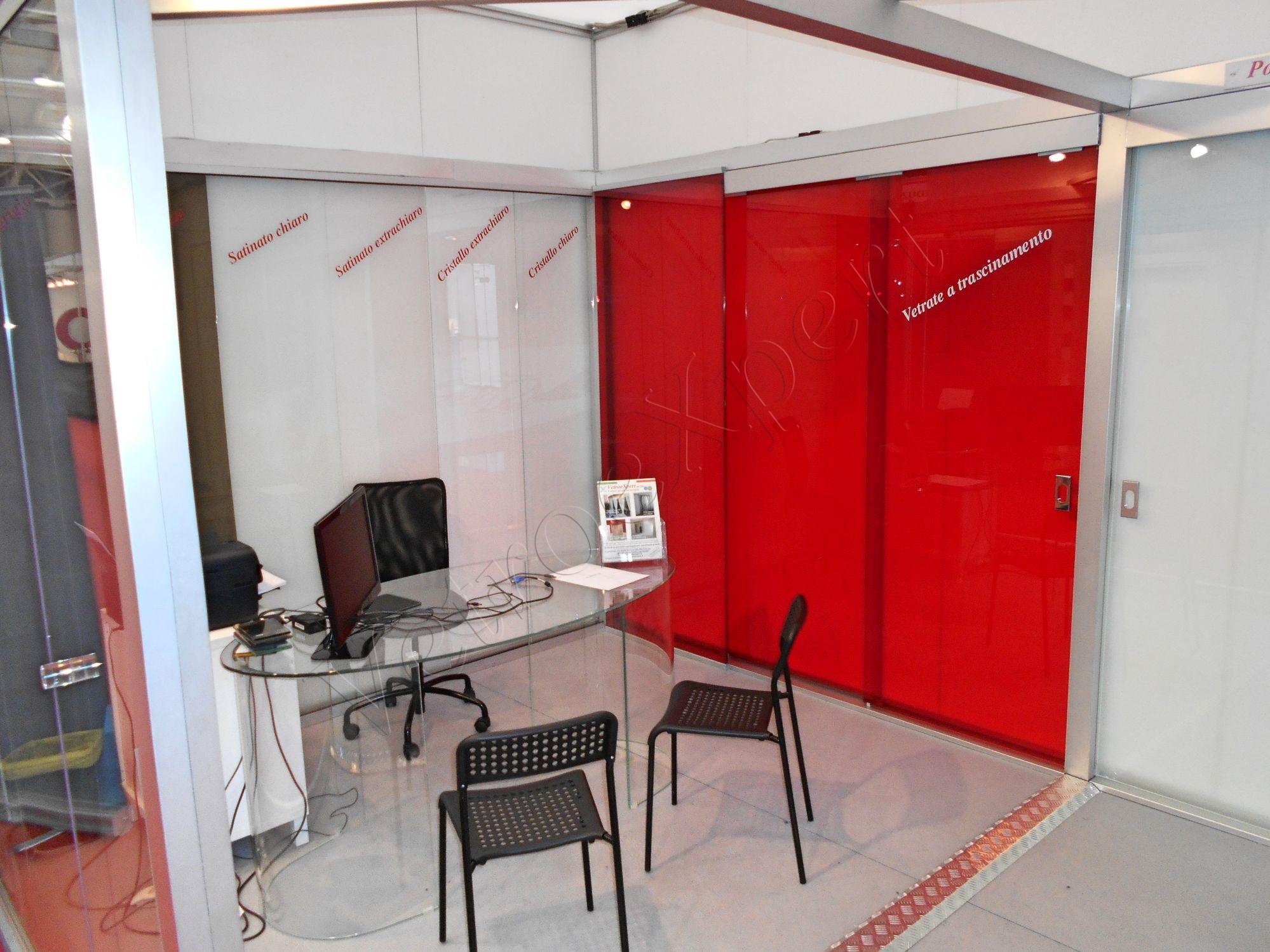 Stand VetroeXpert - Moa Casa 2017 - VetroeXpert - Roma