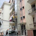 Applicazione Pellicole Con Gru Roma VetroeXpert Pellicole Per Vetri, Sicurezza, Termica, Protezione Solare, Estetica