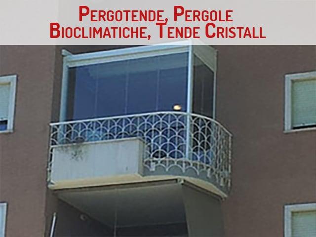 Pergotende, Pergole Bioclimatiche, Tende Cristall