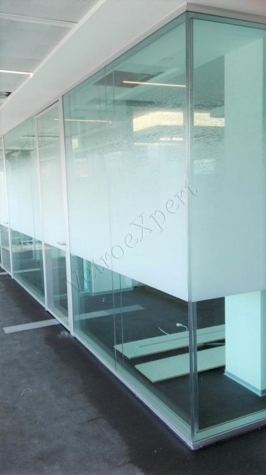 Uffici Pareti Divisorie Con Pellicole   Roma   VetroeXpert   Pellicole Per Vetri, Sicurezza, Termica, Protezione Solare, Estetica