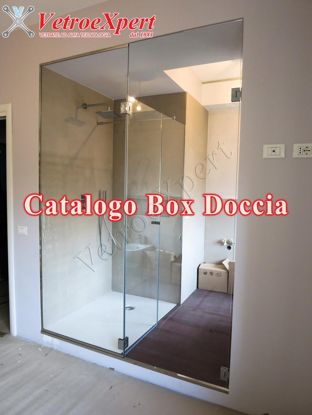 Copertina Catalogo Box Doccia