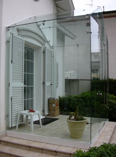 quanto costa fare una veranda in vetro
