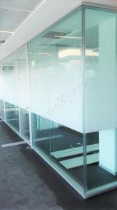 parete divisoria vetro vetreria roma tuscolana vetroexpert